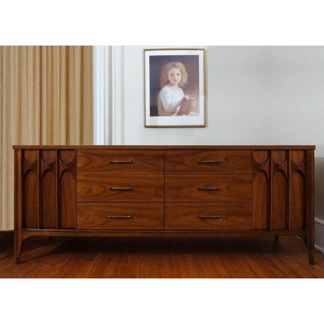 Mid Century Kent Coffey Perspecta Long Dresser - Image 2 of 6