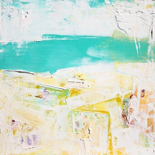 Paul Ashby Landscape Abstract Original Oil Painting