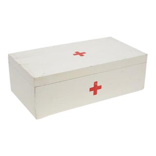 Swiss First Aid Box