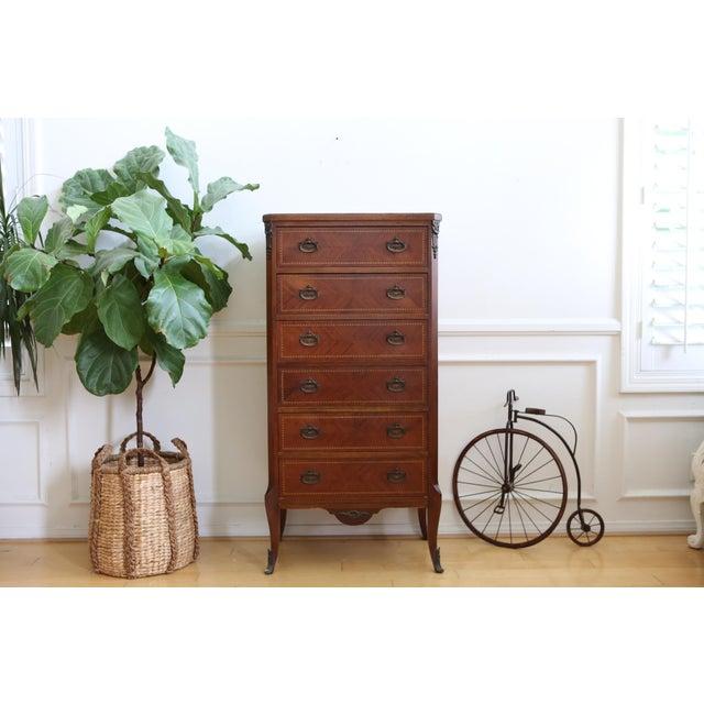 Antique Lingerie Dresser 59