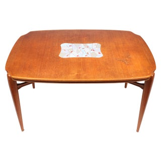 Carl Cederholm Mosaic Tile Table