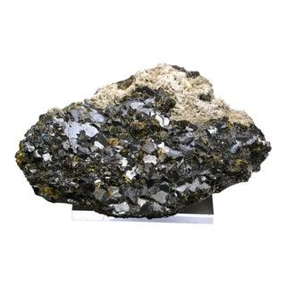 Large Galena Mineral Specimen