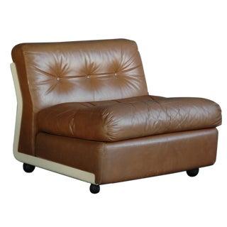 Mario Bellini B&B Italia 70s Amanta Slipper Chair