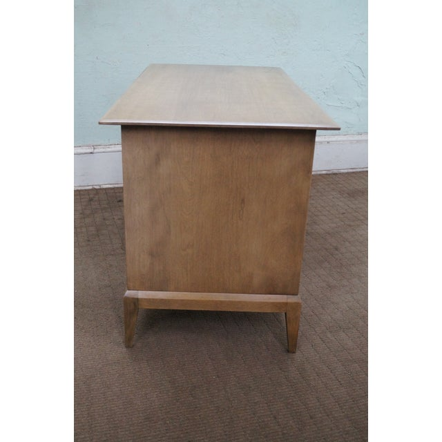 Heywood Wakefield Mid-Century Sable Desk & Chair - Image 4 of 10
