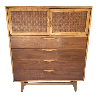 Lane Mid-Century Modern Gentleman's Chest