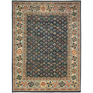 "Ziegler Hand Knotted Area Rug - 8' 10"" X 11' 10"""