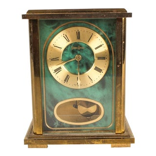 W A Schmid Schlenker for Nieman Marcus Carriage Clock