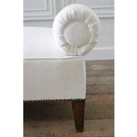 Vintage Custom Italian Style Bench - Image 4 of 6