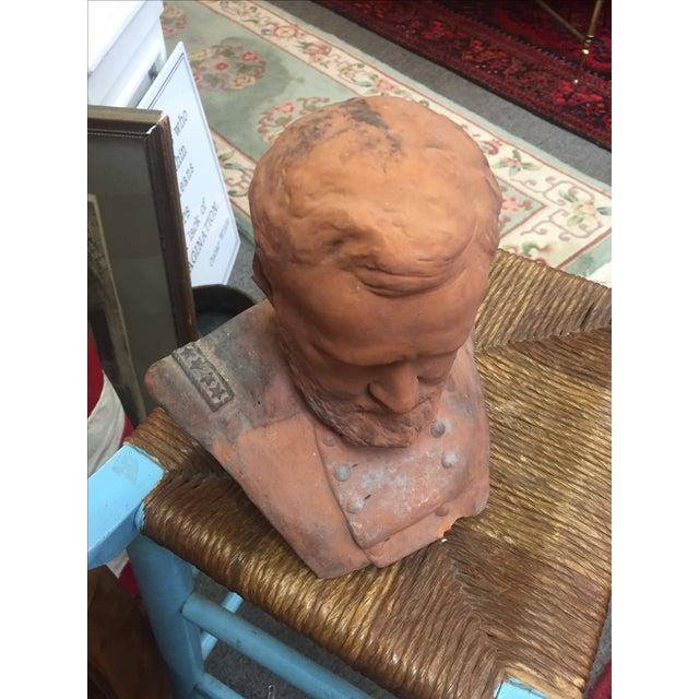 U. S. Grant Memorial Bust - Image 7 of 7