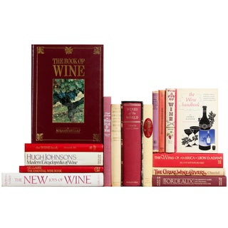 Wine Library - Set of 16