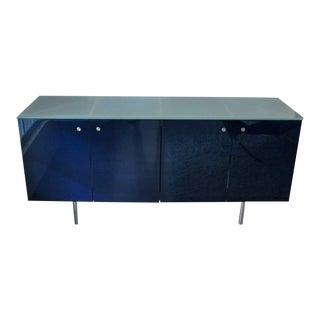 Blue Bellato Modern Credenza