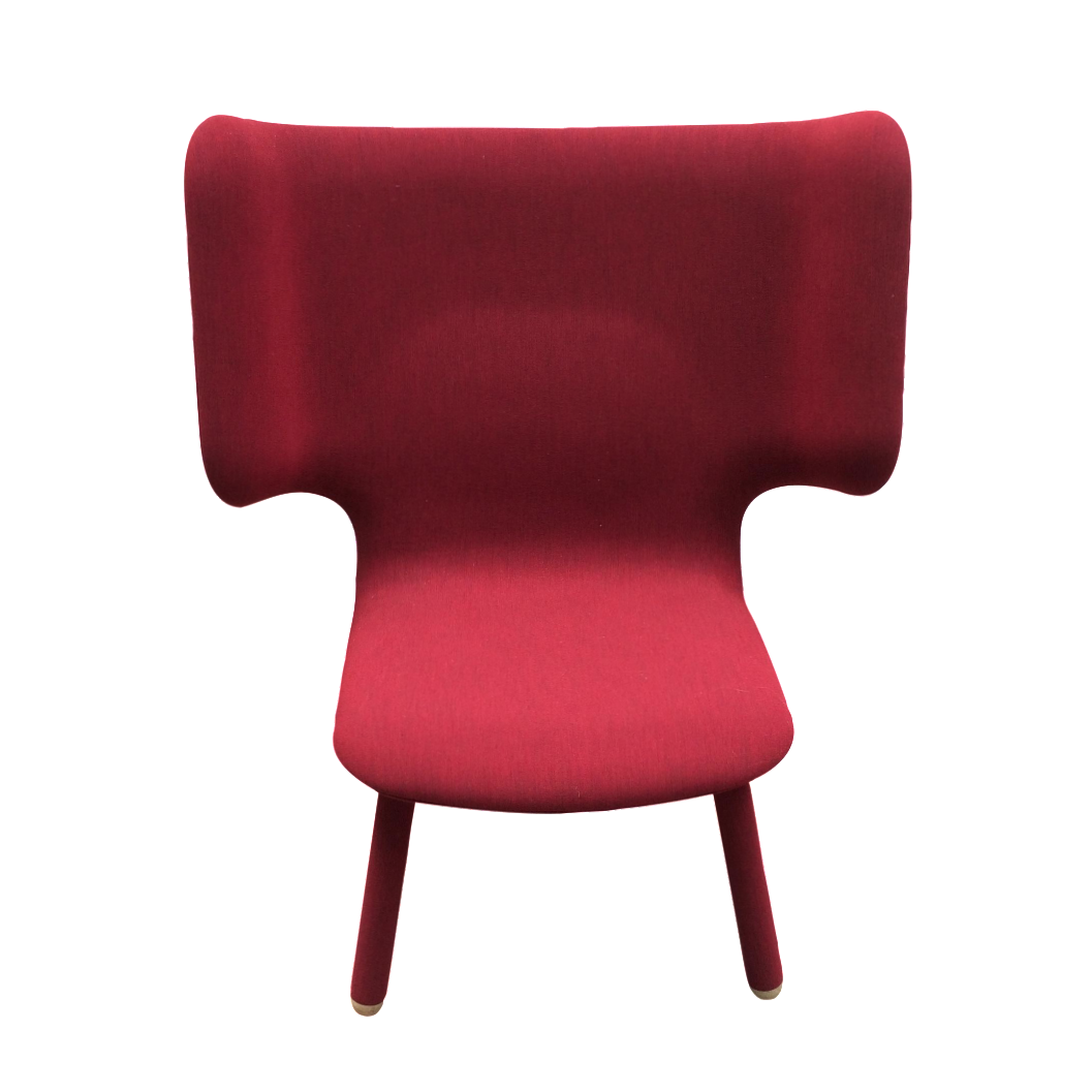 Red Designer fice Lounge Chair
