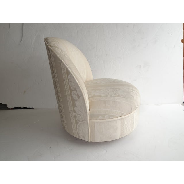 Baughmann Style Swivel Chair - Pair - Image 4 of 6