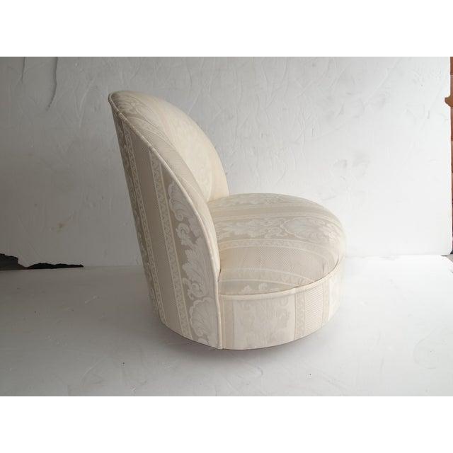Image of Baughmann Style Swivel Chair - Pair