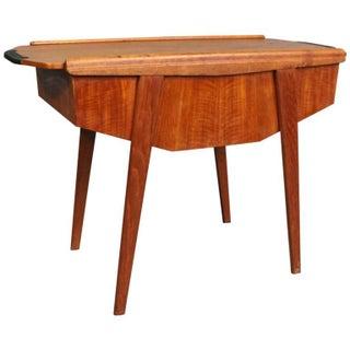 Danish Modern Mid-Century Side Table