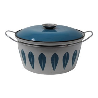 Cathrineholm Cradle Blue & White Lotus Casserole