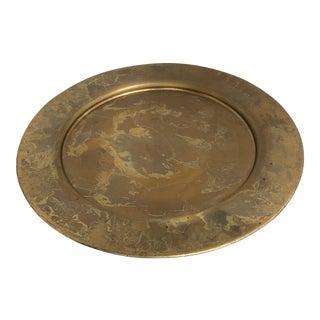 Martha Sturdy Brass Tray
