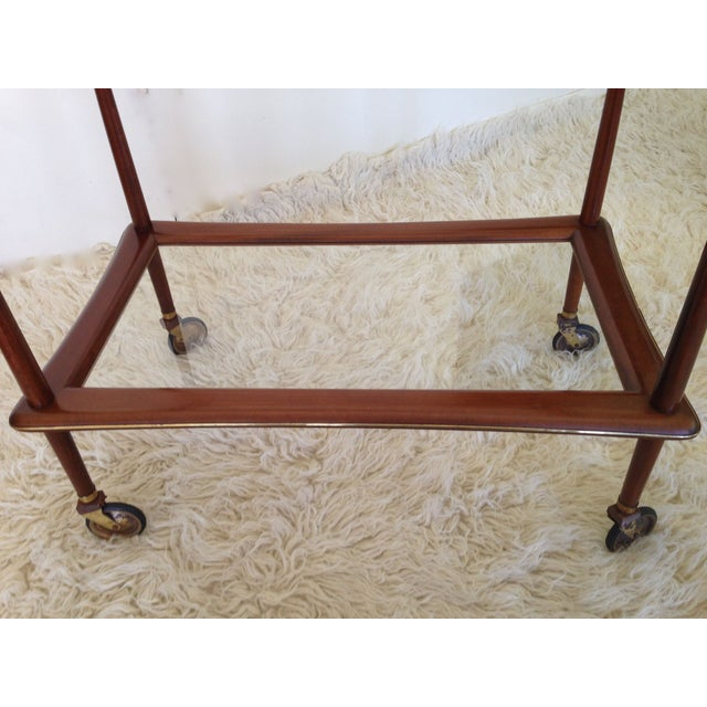 Ico Parisi Mid Century Bar Cart - Image 8 of 9