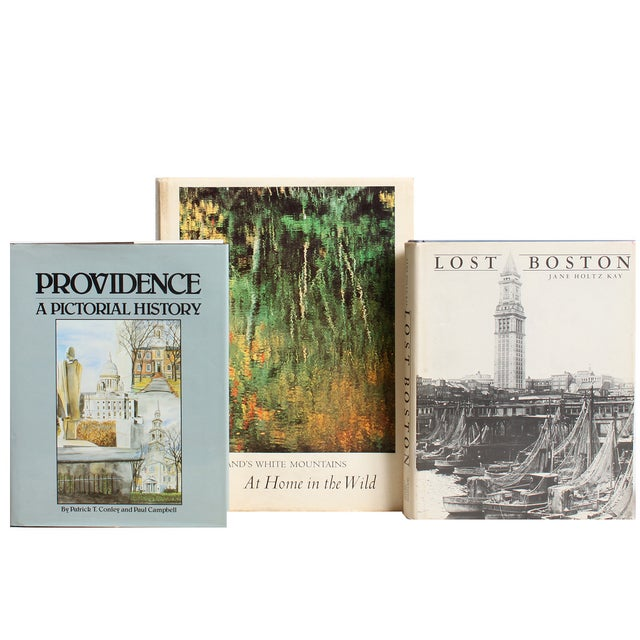 Scenic Tour of New England Books - S/12 - Image 2 of 2