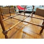 Image of Baker Furniture Pie Crust Coffee Table