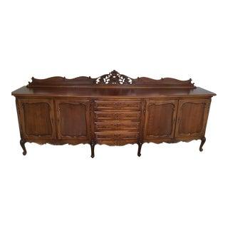 Antique Louis XV Buffet