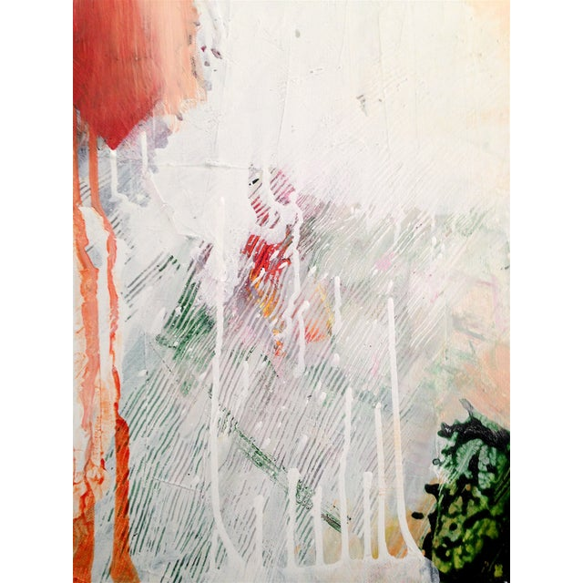 """Image of """"Brooklyn"""" Abstract Acrylic Painting"""