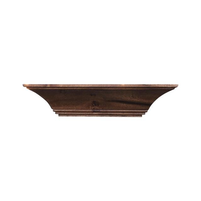 Image of Crown Molding Floating Shelf