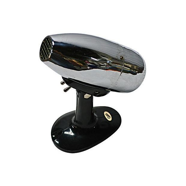 Image of Oster Silver Wall Hanging Hairdryer