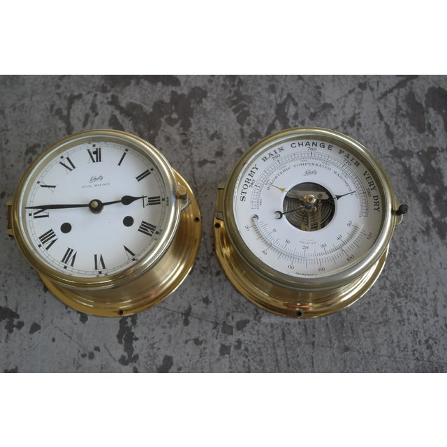Schatz Maritime Clock and Weather Station - Image 2 of 7