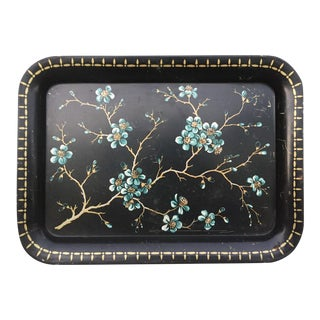 Forget-Me-Not Floral Tray
