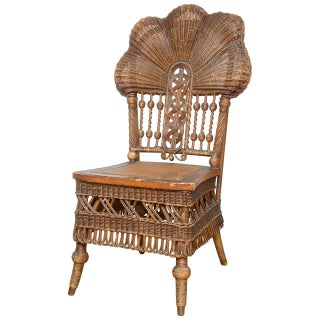 Heywood-Wakefield Wicker Chair