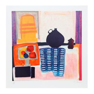 Wendy Chazin Lithograph - Still Life