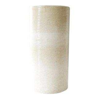 Mid-Century Large Zanesville Stoneage Pottery Vase