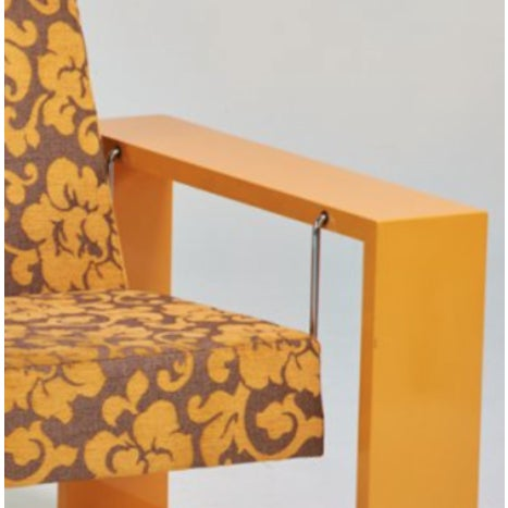 Paco Capdell Cuna Rocking Lounge Chair - Image 3 of 6
