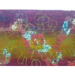 Image of Mid-Century Abstract Silkscreen Estelle Siegelaub