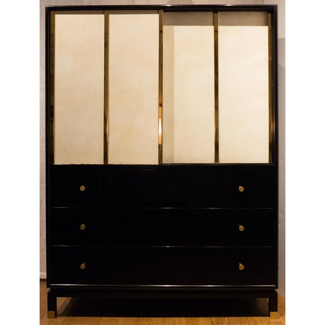 Harvey Probber Cabinet with Sliding Doors - Image 2 of 11