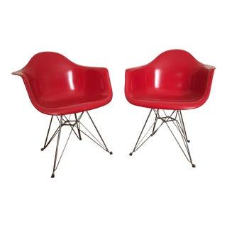 Modernica Fiberglass Eiffel Chairs - A Pair