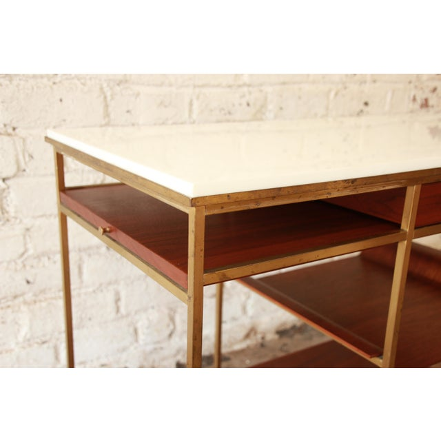 Paul McCobb for Calvin Irwin Collection Bar Cart - Image 8 of 11