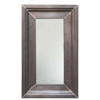 Sarreid LTD Gray Polyresin Mirror