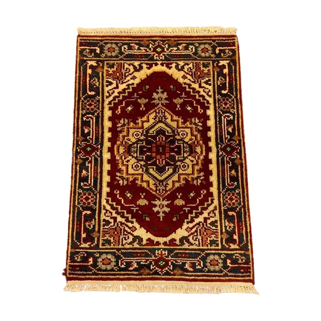 Turkish Sami-Antique Rug - 2′1″ × 3′ - Image 1 of 5