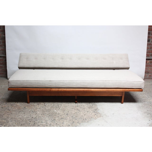Pair of Daybed Sofas by Richard Stein for Knoll - Image 5 of 11