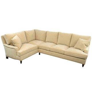Contemporary Style Custom Sectional Sofa