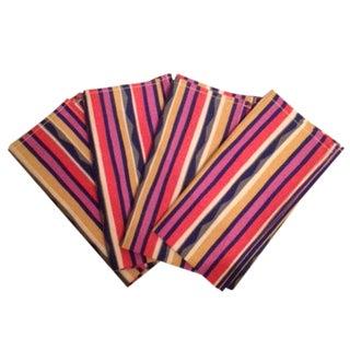 Missoni Striped Home Napkins - Set of 4