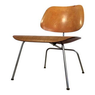 Early Eames LCW (lounge chair wood)