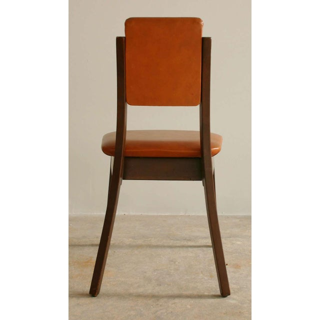 Image of Angelo Mangiarotti Set of 6 Dining Chairs