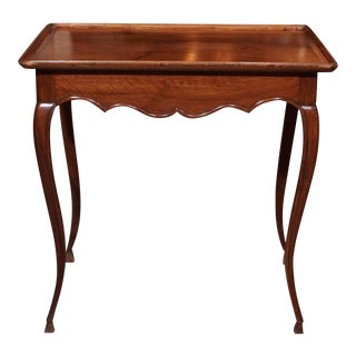 Late 19th Century French Petite Side Table