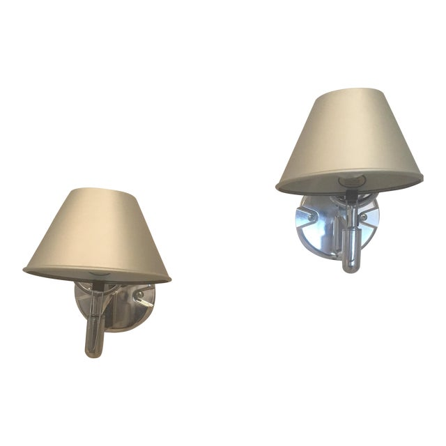 Image of Artemide Tolomeo Classic Wall Lights - A Pair