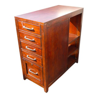 Hooker Furniture File Cabinet Bookcase