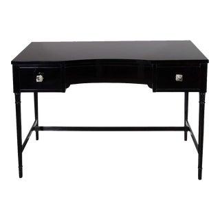 1940s Hollywood Regency Style Three-Drawer Desk or Vanity by Grosfeld House