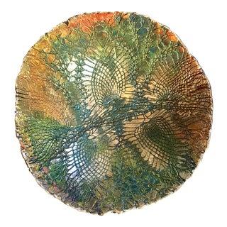 Cuban Handmade Decorative Bowl